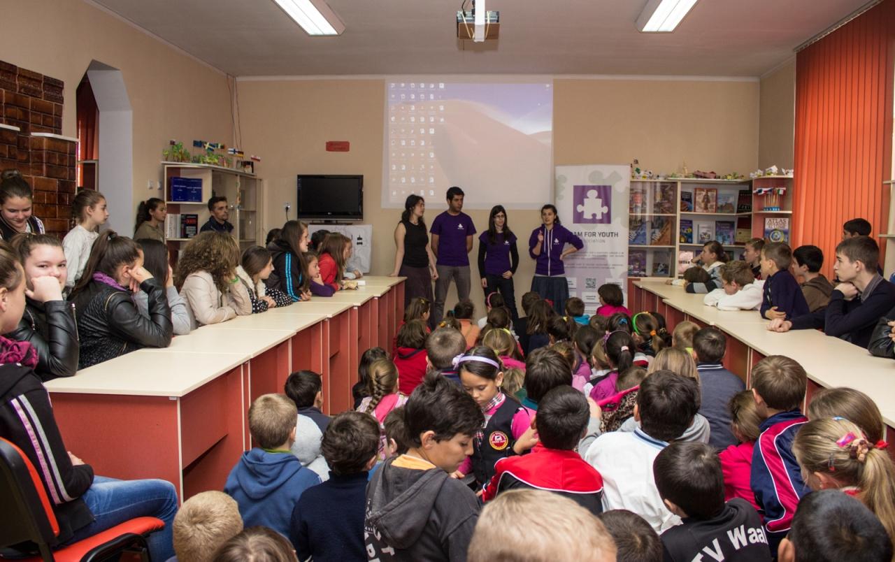 Serviciul European de Voluntariat Baia Mare