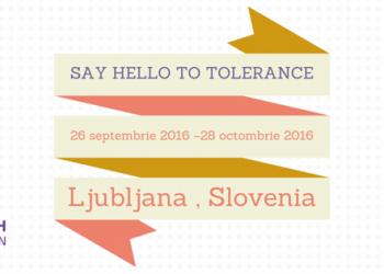 Say hello to tolerance