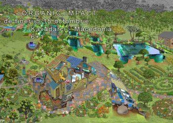 Poster Organic Farmnin