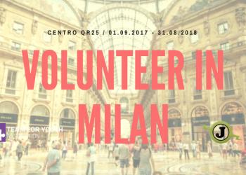 Volunteer in Milan