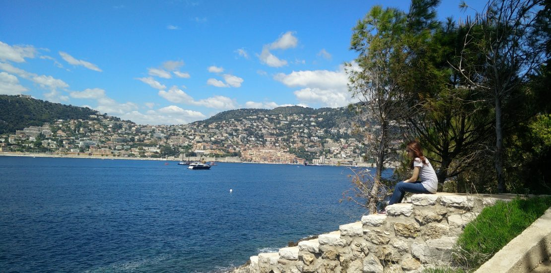 20 La trei luni de benevol pe Coasta de Azur BLOG