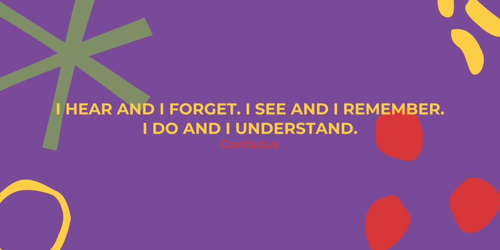 Confucius' quote edit by Cultural Fiesta